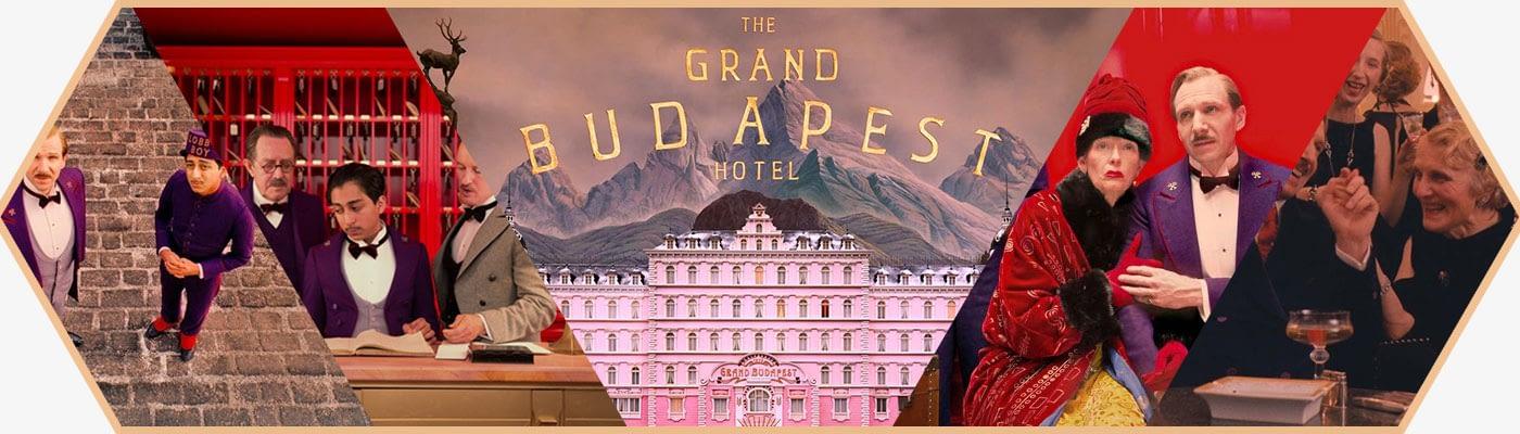 Grand Budapest Hotel - 10 jaar Hotelvrijmibo