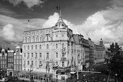 Hotelvrijmibo | Victoria Hotel Amsterdam - 4e Hotelvrijmibo